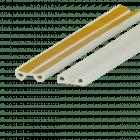 EKI 244 EPDM sponsrubber P-profiel wit