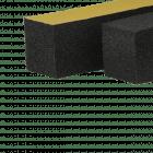 EKI 424 heel zacht EPDM celrubber