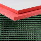 EKI 603 PE schuim zelfklevend rood