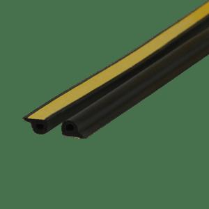 EKI 243 EPDM sponsrubber P-profiel