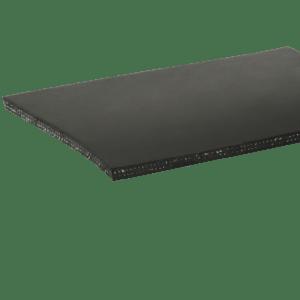 EKI 272 EPDM rubber met 2 inlages