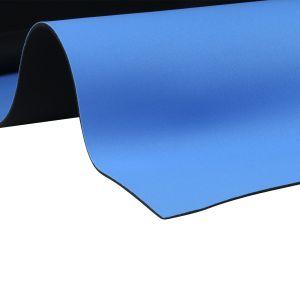 EKI 4103 neoprene met 2 kanten nylon lichtblauw
