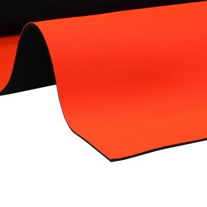 EKI 4118 neoprene met 2 kanten nylon oranje