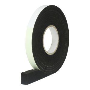 EKI 510 compressieband KOMO zwart zelfklevend kokomoband