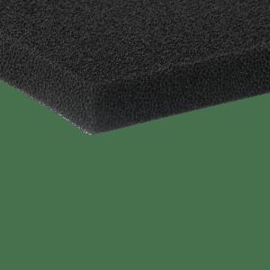 EKI 5585 filterschuim zwart 20 PPI