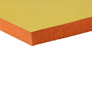 EKI 918 NR sponsrubber zelfklevend oranje