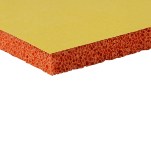 EKI 958 NR sponsrubber zelfklevend oranje