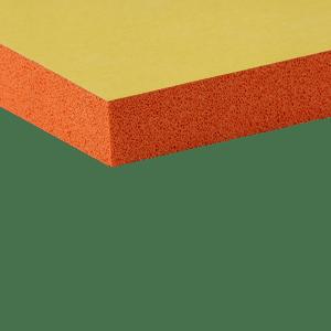 EKI 978 NR sponsrubber zelfklevend oranje