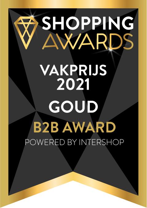 EKI wint B2B Shopping Award 2021